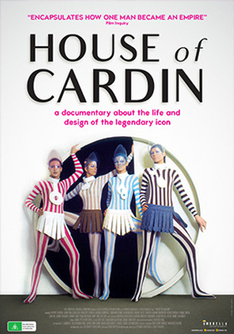 House of Cardin DVD