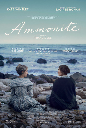 Ammonite Blu-Ray