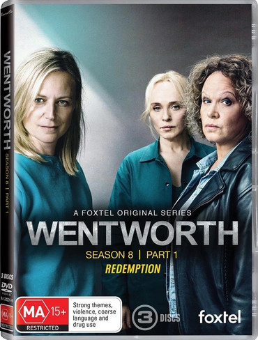 Wentworth Series Eight, Part One Redemption DVD