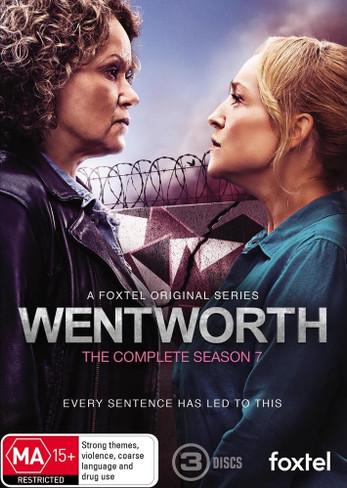 Wentworth Series Seven DVD