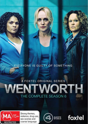 Wentworth Season Six DVD