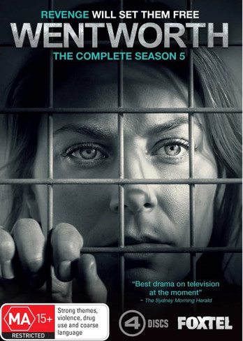 Wentworth Series Five DVD