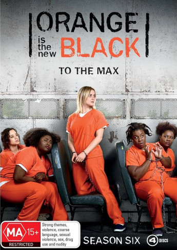 Orange is the New Black Season Six DVD