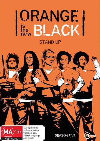 Orange is the New Black Season Five  DVD
