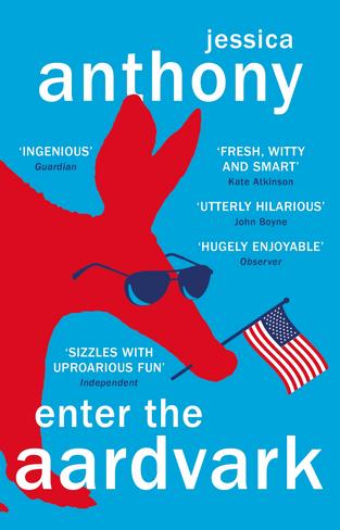 Enter the Aardvark (Small Paperback)