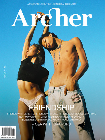Archer #15: The Friendship Issue