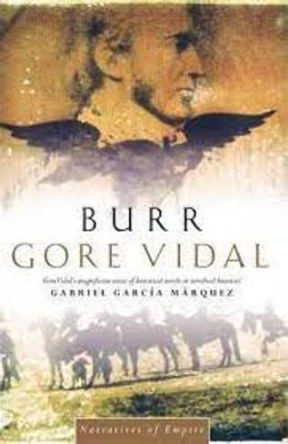 Burr (Narratives of Empire Book #1)