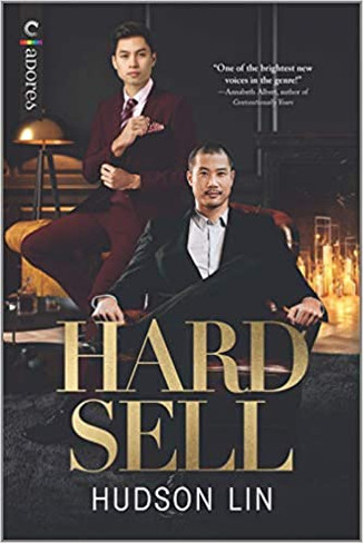 Hard Sell: An LGBTQ Romance (Jade Harbour Capital, 1)