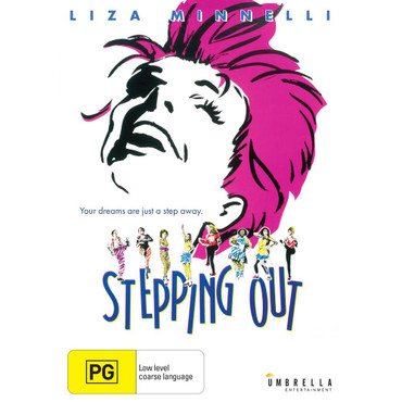 Stepping Out DVD