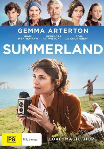 Summerland DVD