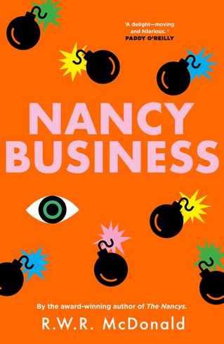 Nancy Business  (free book offer)