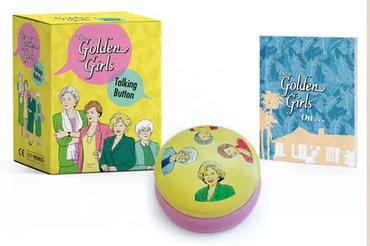 The Golden Girls: Talking Button