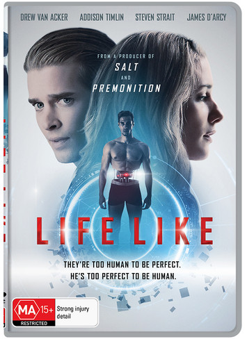 Life Like DVD