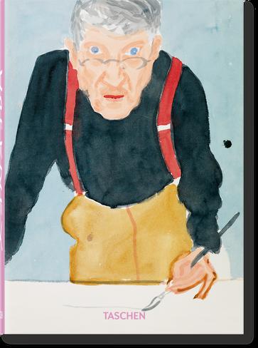 David Hockney: A Chronology (40th Anniversary Edition)