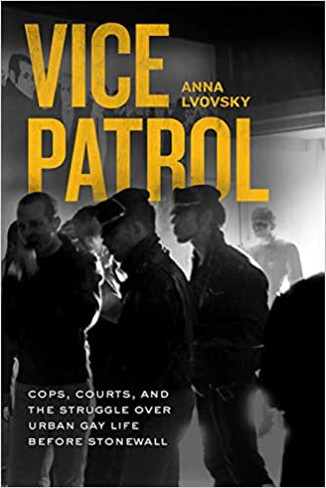 Vice Patrol: Cops, Courts, and the Struggle over Urban Gay Life before Stonewall