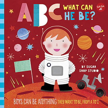 ABC What Can He Be? (ABC for Me)