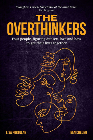 The Overthinkers - signed by the authors