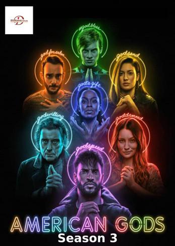 American Gods Season Three DVD