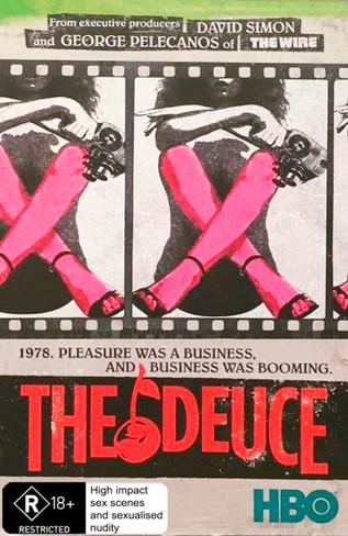 The Deuce Season Two DVD