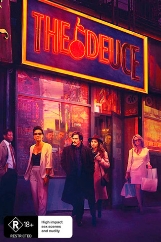The Deuce Season Three DVD