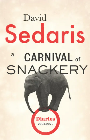 A Carnival of Snackery (Diaries: Volume Two)