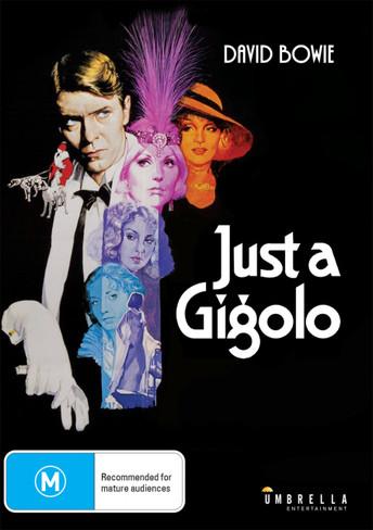 Just a Gigolo DVD