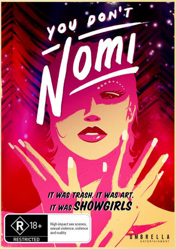 You Don't Nomi DVD