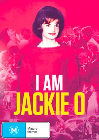I Am Jackie O DVD