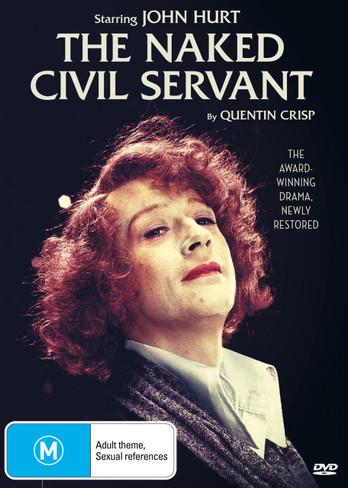 The Naked Civil Servant DVD