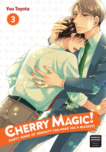 Cherry Magic! Thirty Years of Virginity Can Make You a Wizard?! (Vol. 3)