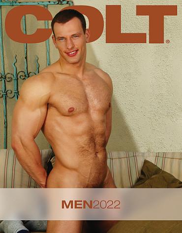 Colt Men Calendar 2022