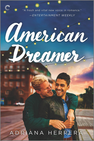 American Dreamer: An LGBTQ Romance (Dreamers, 1)