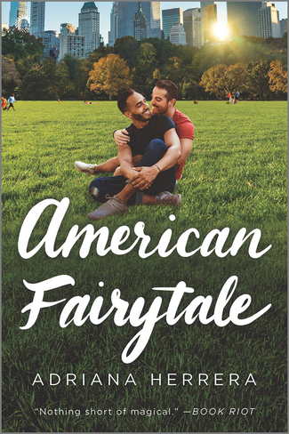 American Fairytale: A Multicultural Romance (Dreamers, 2)
