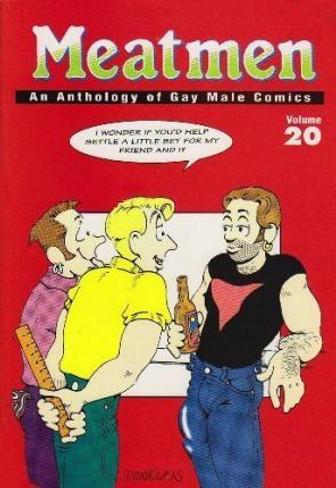 Meatmen: Anthology of Gay Male Comics Volume 20