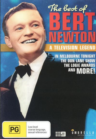 The Best of Bert Newton DVD