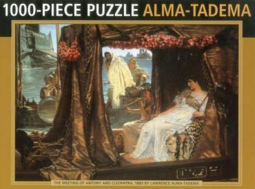 Alma Tadema: Meeting of Anthony and Cleopatra Jigsaw Puzzle (1000 Piece)