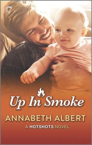 Up in Smoke: (Hotshots Book 4)