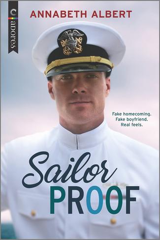 Sailor Proof: An LGBTQ Romance (Shore Leave, 1)