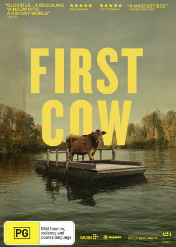 First Cow DVD