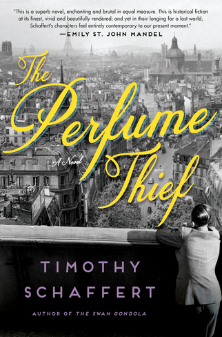 The Perfume Thief (hardcover)