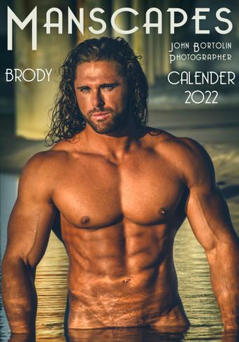 Manscapes: Brody Calendar 2022