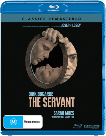 The Servant Blu-Ray
