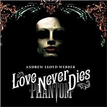 Love Never Dies Soundtrack CD