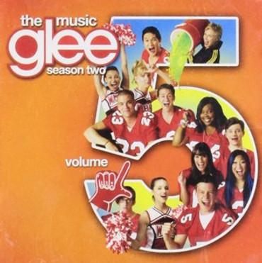 Glee : The Music: Volume 5 CD