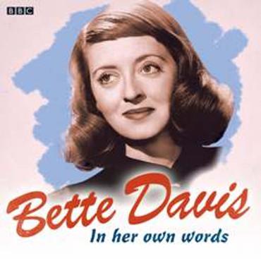Bette Davis : In Her Own Words Audio CD