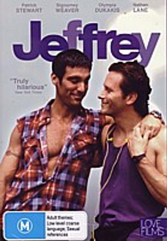 Jeffrey DVD