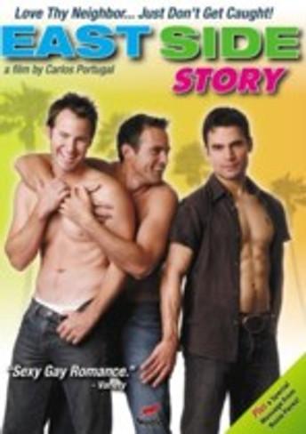 East Side Story DVD