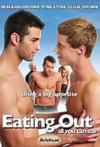 Eating Out 3 : All You Can Eat DVD