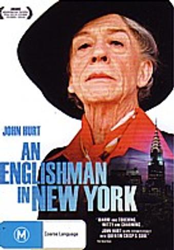 An Englishman in New York DVD
