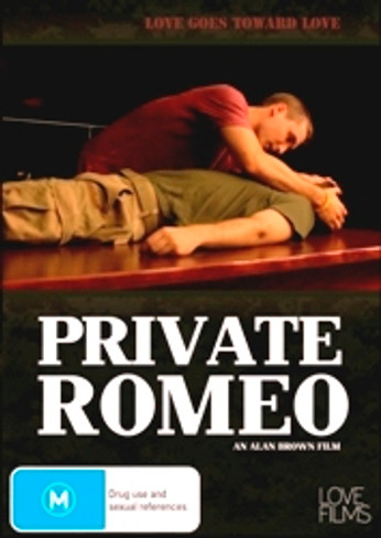 Private Romeo DVD